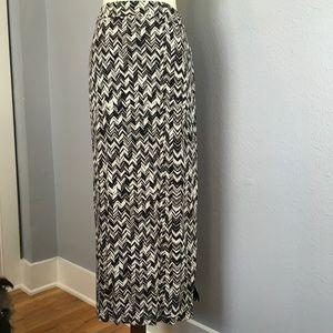 Maeve [Anthro] straight maxi skirt | Size L